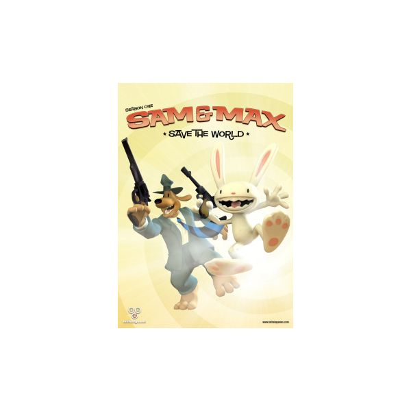 Review for Sam & Max: Save The World