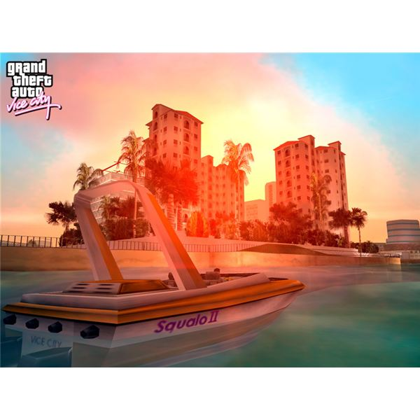Grand Theft Auto: Vice City Review for PC