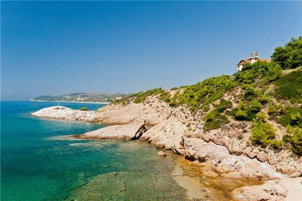 Thasos Seascape
