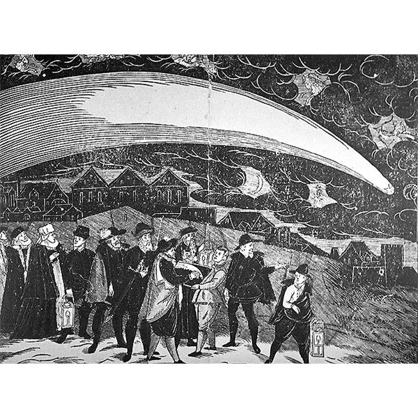Great Comet of 1577