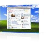 Safari on Windows screenshot