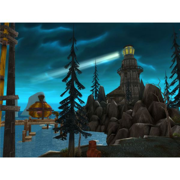 Isle of Conquest new battleground in WoW patch 3.2