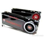 The Radeon 4870 X2 is the elder statesman of video cards