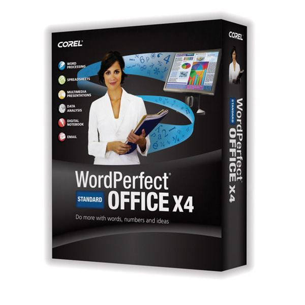 How Does Corel WordPerfect Office X4 Compare to Microsoft Office 2007?
