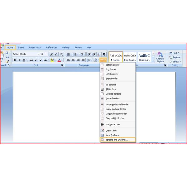 how to create a flyer in microsoft word