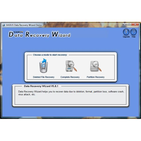 New Version of Data Recovery Wizard
