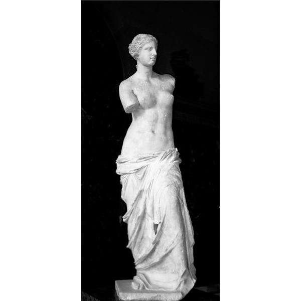 Venus De Milo - Before