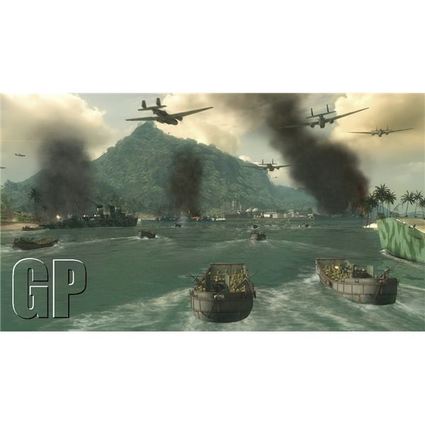 Battlestations Pacific is a strategy game