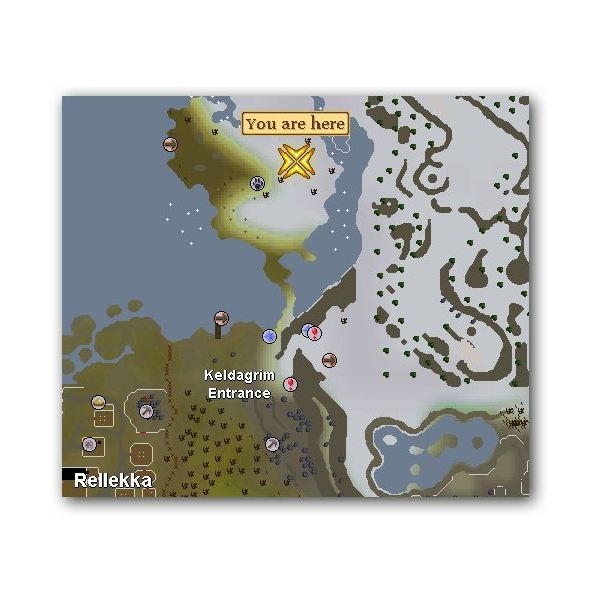 Location of Sabre-Toothed Kyatt in Runescape