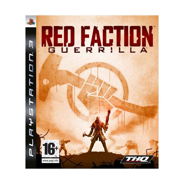 Playstation 3 Gamers' Red Faction: Guerrilla Review