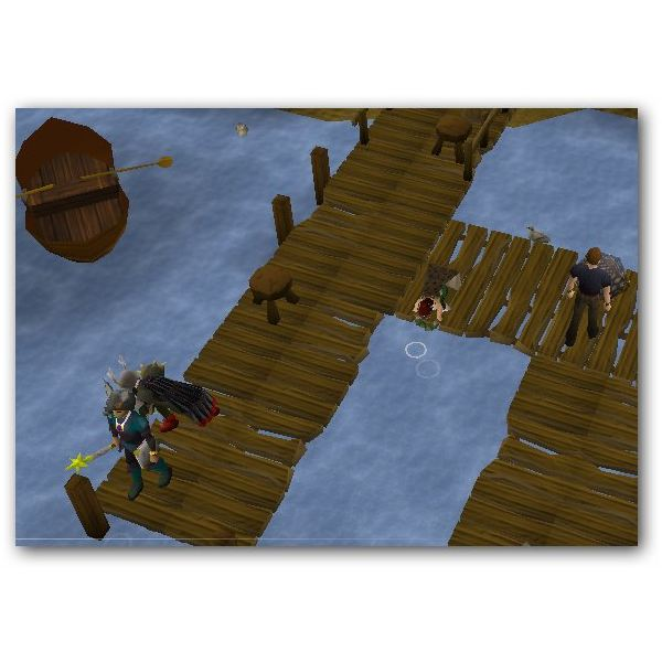 Best Items for Boosting Fishing Skill Level in Runescape