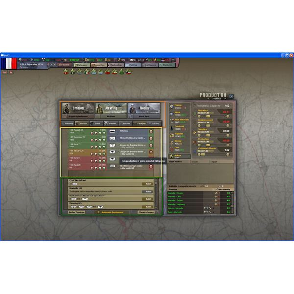 Hearts of Iron III Strategy Guide - Production