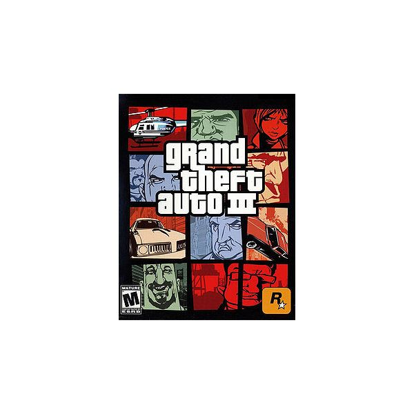 Grand Theft Auto III Cheats: GTA 3 Codes for the PlayStation 2