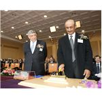 Qatar gas naming ceremony