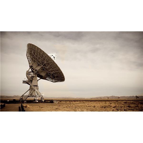 The Very Large Array (VLA) of New Mexico and The Future of the EVLA