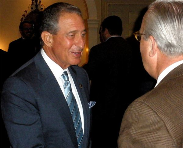 Arthur Blank Crunches Numbers All the Way to the Top