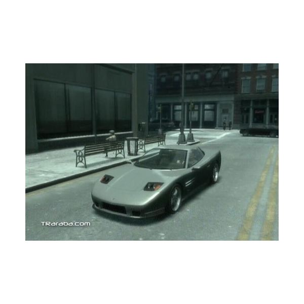 Guide to Driving in GTA IV