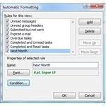 Figure2 - Automatic Formatting