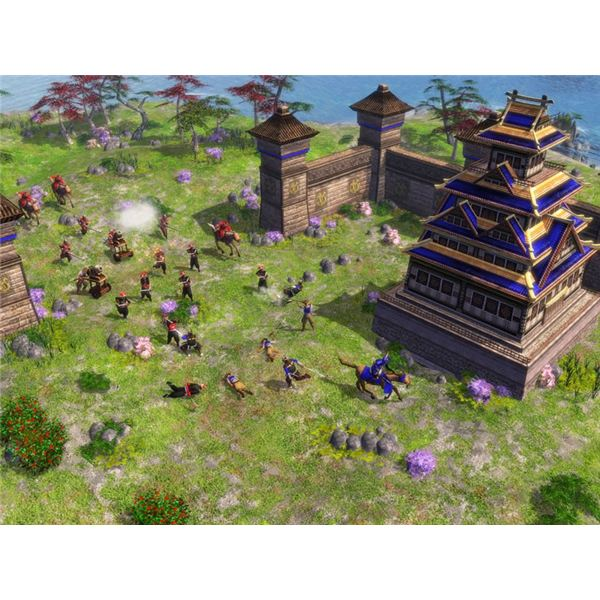 AoE3: The Asian Dynasties Chinese Civ.