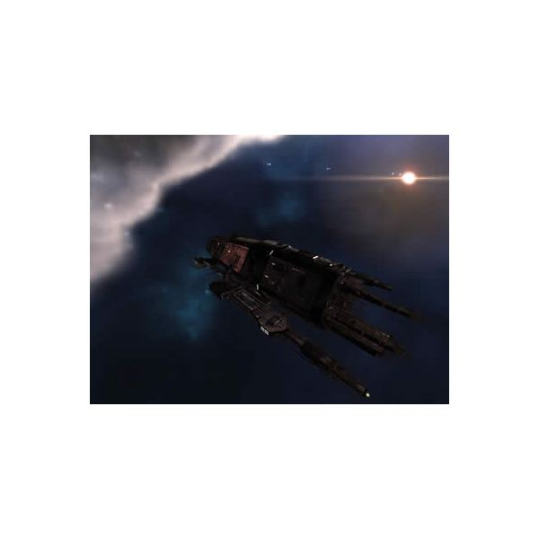 Eve Online Sunset