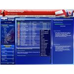 The training screen in Championship Manager 2010 lets you retrain your players and mould their skills.