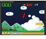 Mario Bros - free online racing game