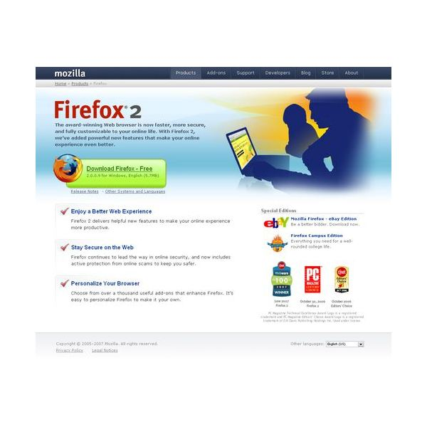 Mozilla Firefox Review: Customizable, Stable, Secure - Dare We Say