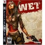 WET PS3 Cover