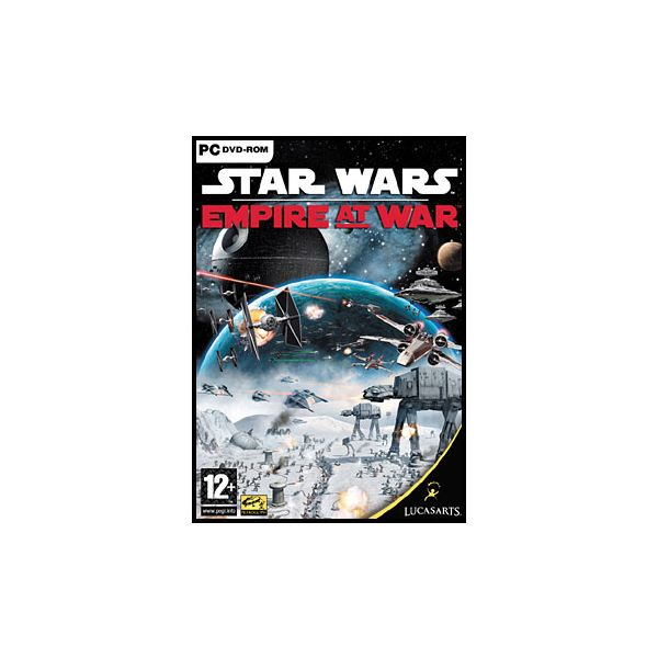 Star Wars: Empire at War Review - PC Real Time Strategy Gaming - Star Wars Games