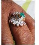Emerald ring IMG 6775