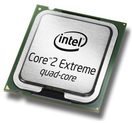 Core2Extreme Quad CPU