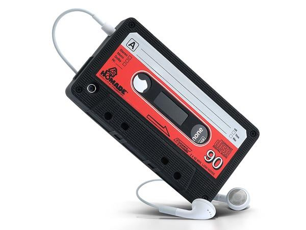 Homade Retro Cassette iPhone Case
