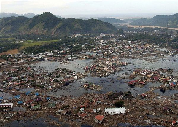 The Indian Ocean Tsunami Disaster