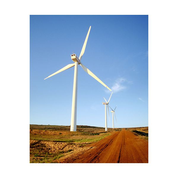 Wind Power - Sustainable & Renewable