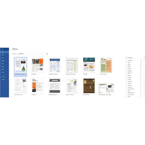 How To Download Microsoft Word Templates