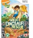 Go Diego Go Dinosaur Great Rescue Wii