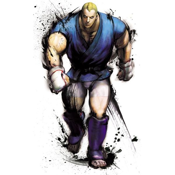 Street Fighter IV Character Guide: New Faces, Abel and Crimson Viper