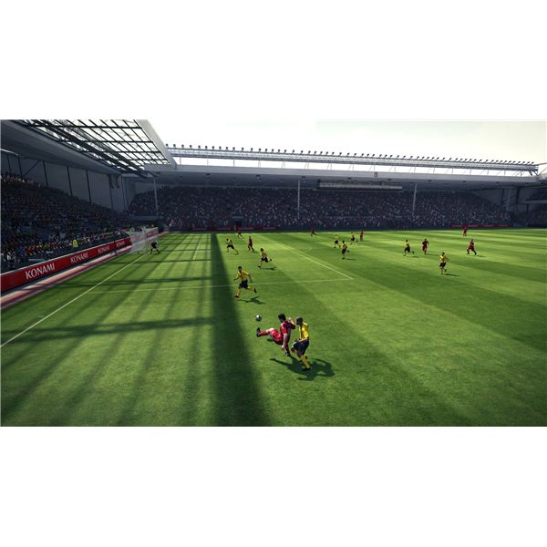 PES 2010 Liverpool at Home