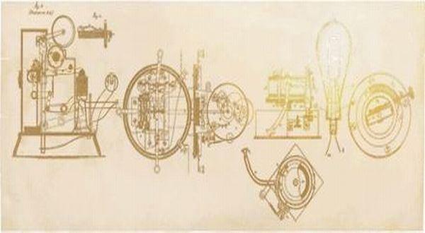 6. Google's Thomas Edison Doodle