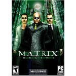 The Matrix Online Cover