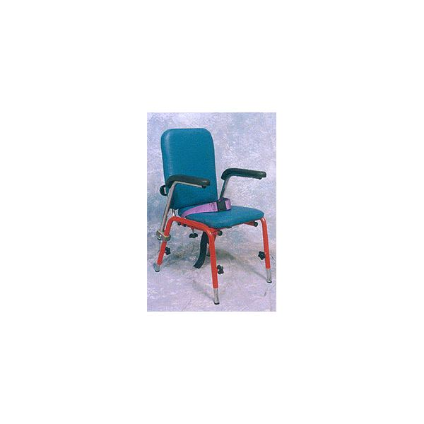 Structured chair