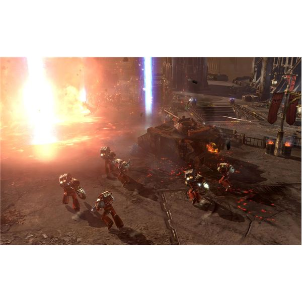 Dawn Of War II: Explosions For Everybody!