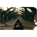 Call of Juarez: Bound in Blood - The Union Soldiers Eventually Run Away from the Shooting Gallery