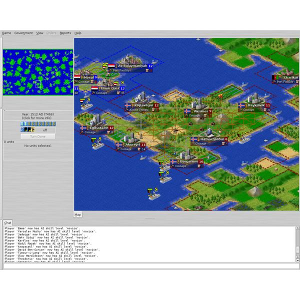 Freeciv is basically a clone of Civilization II but with some extras thrown in