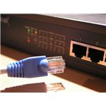 Connect the modem to the wireless router