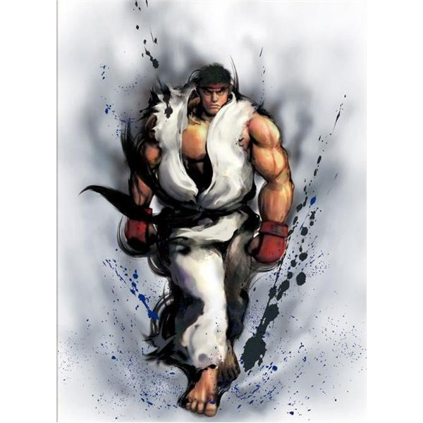 Street Fighter IV Characters Guide: Ryu and Ken