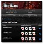 Mob Wars Pawn Shop
