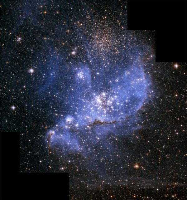 Small Magellanic Cloud - Stellar Nursery