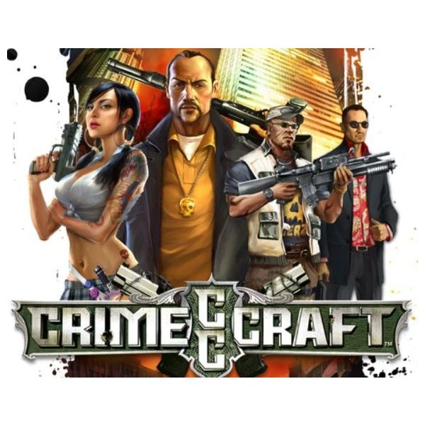 CrimeCraft Art