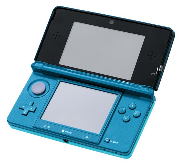 Where's Your Nintendo 3DS?